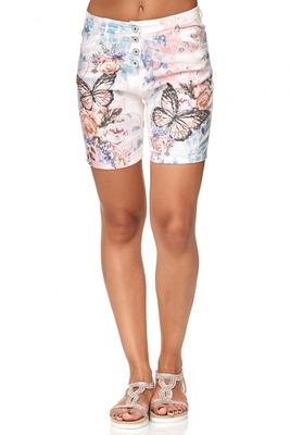Sommer Shorts mit Print