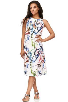 Kleider-Verspieltes Sommerkleid