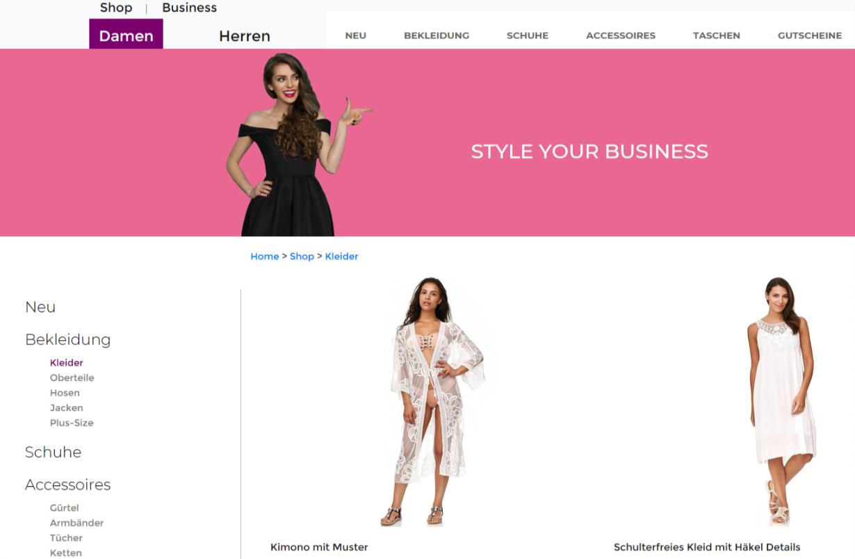 dein-weg-zum-kleider-online-shop - fashion++kleider günstig